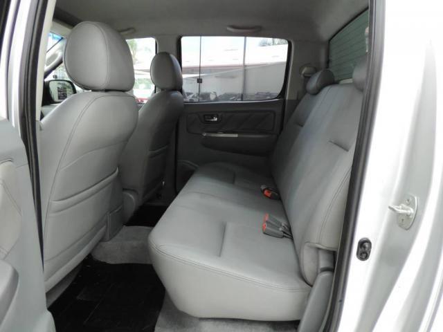 Toyota Hilux SRV CD 4X4 - Foto 4