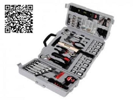 Jogo de ferramentas - 160 Peças