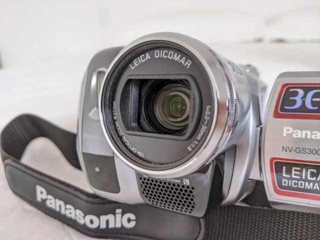Filmadora Mini DV 3CCD Panasonic - Foto 5