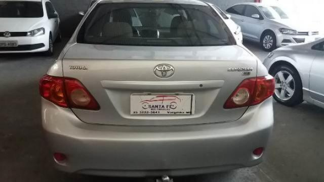 Toyota corolla 2010 1.8 xli 16v flex 4p manual - Foto 4