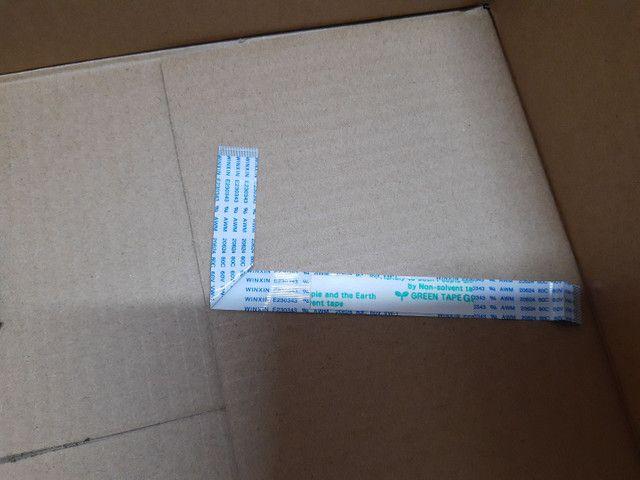 Placa mãe CCE Ultra Thin S23, placa wi-fi, placa áudio, alto falantes, cooler