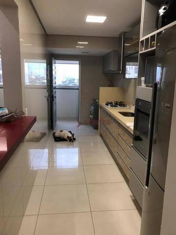 Apartamento com 3 dormitórios à venda, 84 m² - Jardim Goiás - Goiânia/GO - Foto 15