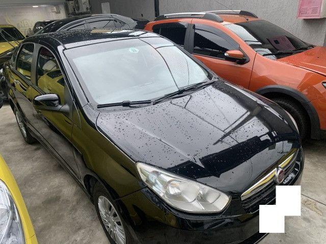 Grand siena ex taxi, completo+gnv +aprovação imediata+s/compr de rendaENDA - Foto 6