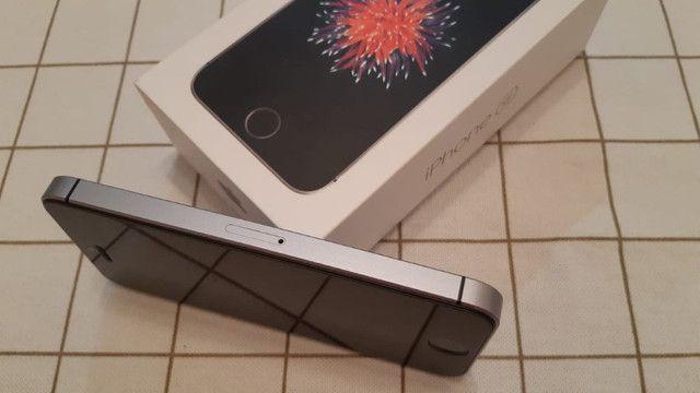 IPhone SE 64GB Cinza Espacial - Foto 3