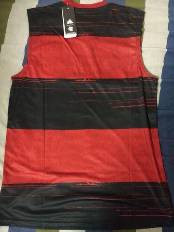 Camisa regata do Flamengo oficial - Foto 4