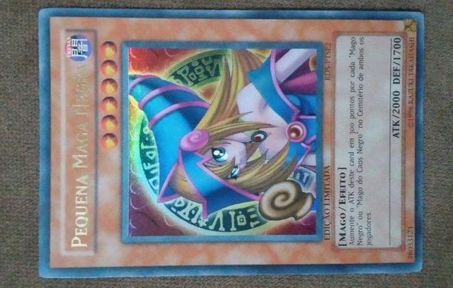 Pequena Maga Negra Card Yugioh