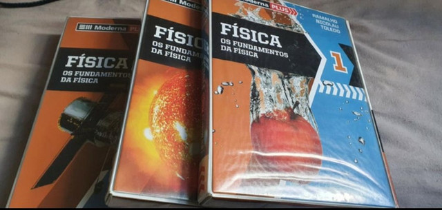Livros fundamentos da física usados e em ótimo estados - Foto 6