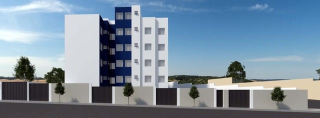 Cobertura três quartos à venda no Alto Caiçaras, Belo Horizonte com 2 vagas de garagem, el - Foto 3