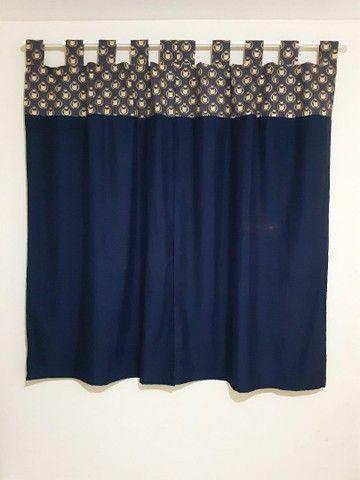 Kit berço ursinho príncipe com cortina  - Foto 3