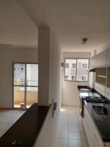 Apartamento 3 Quartos c/ Varanda - Res. Chapada Imperial - Foto 2