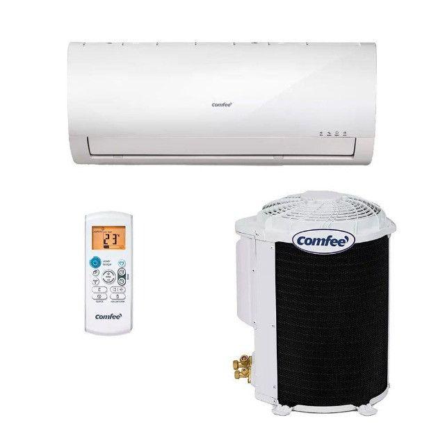 Ar condicionado confee 22 mil btus - apenas frio - 220v - não é inverter