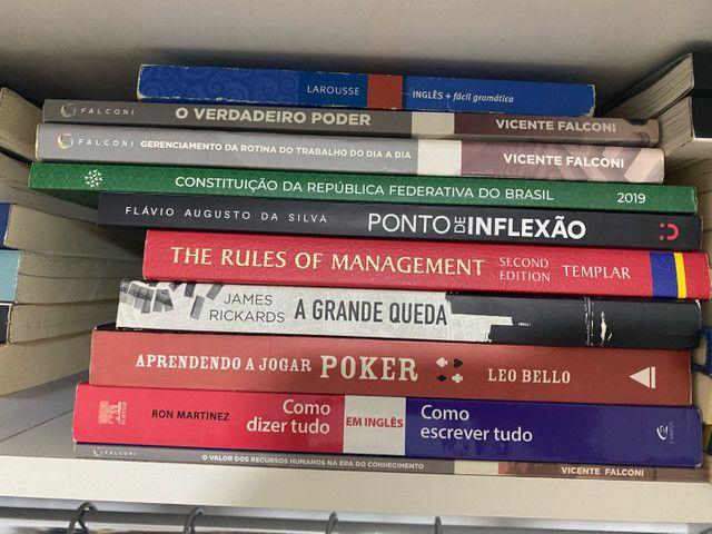 Livros (VEJA FOTOS) - Foto 2