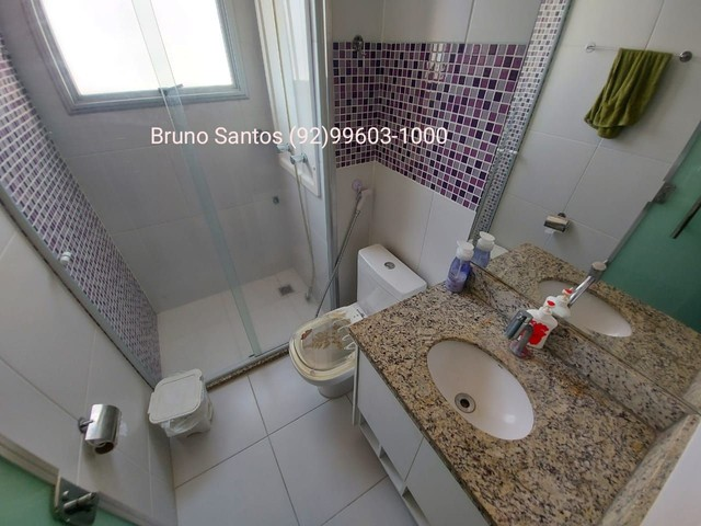 Key Biscayne Morada do Sol, Adrianópolis,  98m², Três dormitórios.  - Foto 5