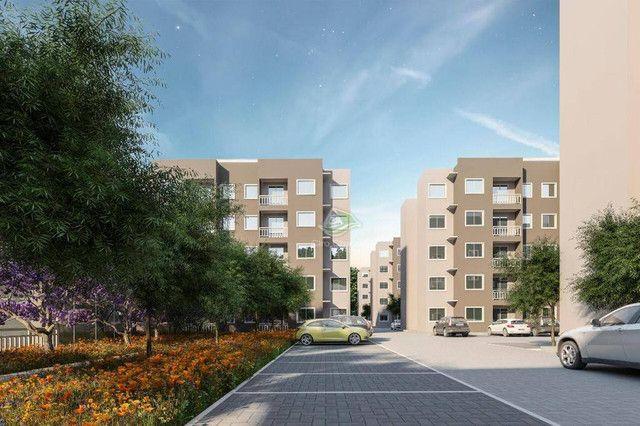 Apartamento à venda, 49 m² por R$ 169.735,00 - Centro - Eusébio/CE - Foto 14