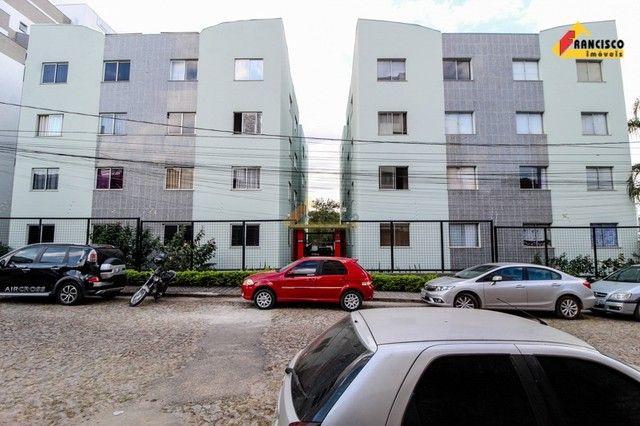 Apartamento para aluguel, 3 quartos, 1 suíte, 2 vagas, Centro - Divinópolis/MG - Foto 2