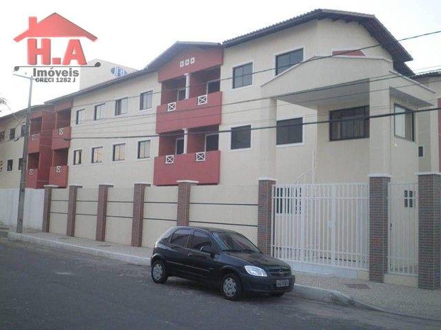 Apartamento com 3 dormitórios à venda, 63 m² por R$ 220.000 - Mondubim - Fortaleza/CE - Foto 10