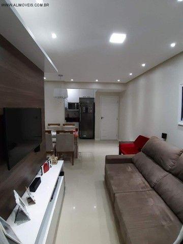 Vendo Apto com 58m², no Parque Bela Vista, 2/4, 01 Suíte com Closet, 01 Garagem, Portaria  - Foto 2