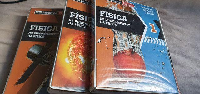 Livro Fundamentos da física - Foto 2