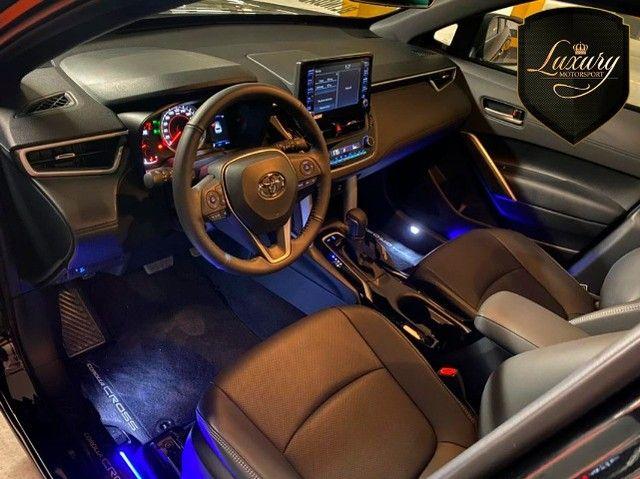 Corolla-Cross XRE 2022 0 Km Blindado Pronta Entrega  - Foto 5