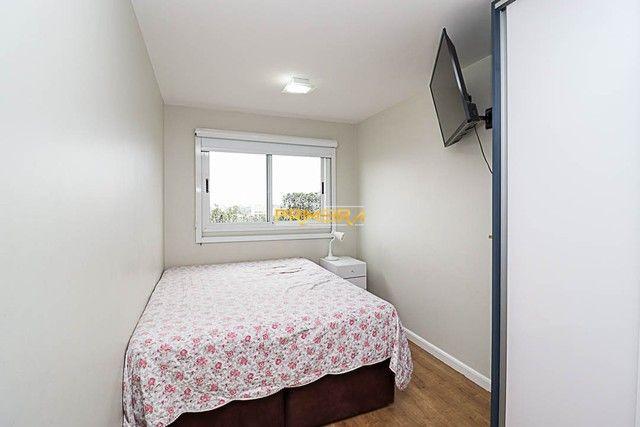 Res. Bonjour- Apartamento 2 quartos, sendo 1 suíte, sacada com churrasqueira e 1 vaga de g - Foto 18