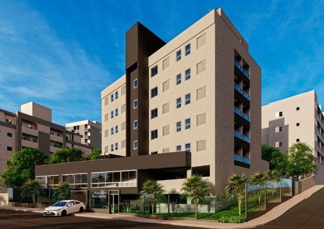 Apartamento de 2 Quartos no Nova Suíça com Suíte e Varanda  !