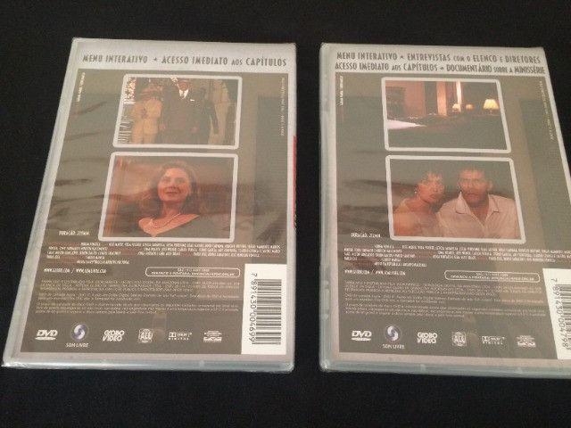 DVD Minissérie Agosto - Foto 3