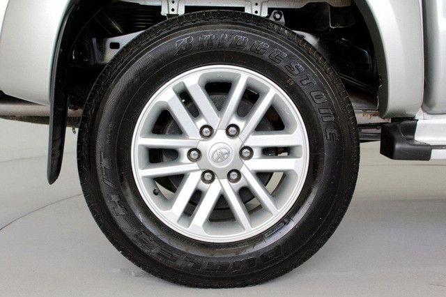 Toyota Hilux SRV turbo diesel 4x4 aut. - Foto 16