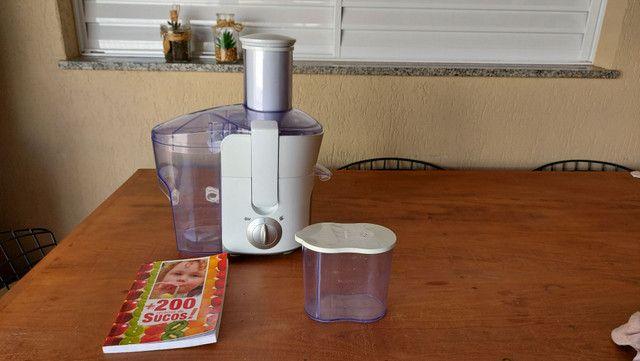 Máquina de suco, juicer walita.