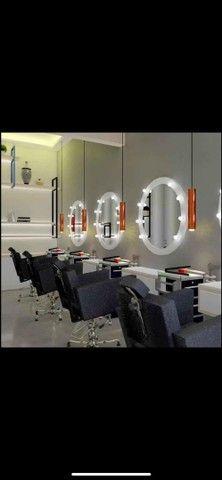 Aluga-se cadeira para cabeleireiro