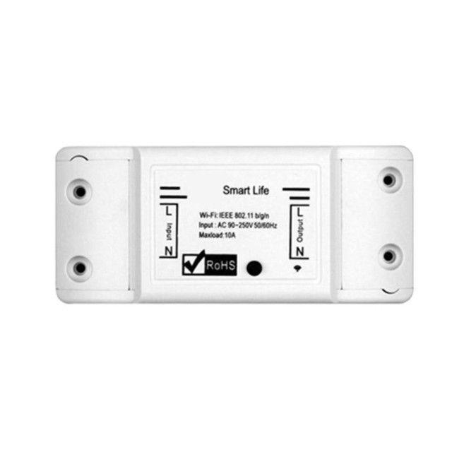 Smart Switch Moes Melhor que Sonoff Automação Alexa Google Home