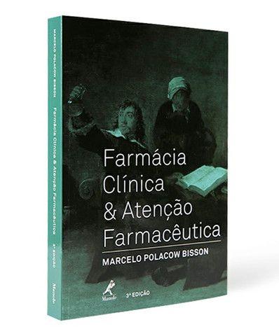 Coleção  de livros farmácia, para quem faz faculdade ou curso.   - Foto 4