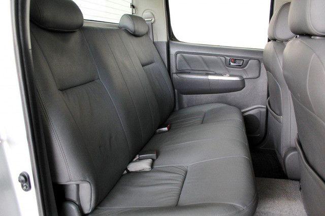 Toyota Hilux SRV turbo diesel 4x4 aut. - Foto 15