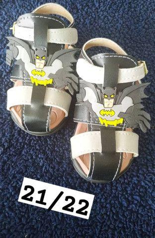 Sandália infantil personalizada - Foto 6