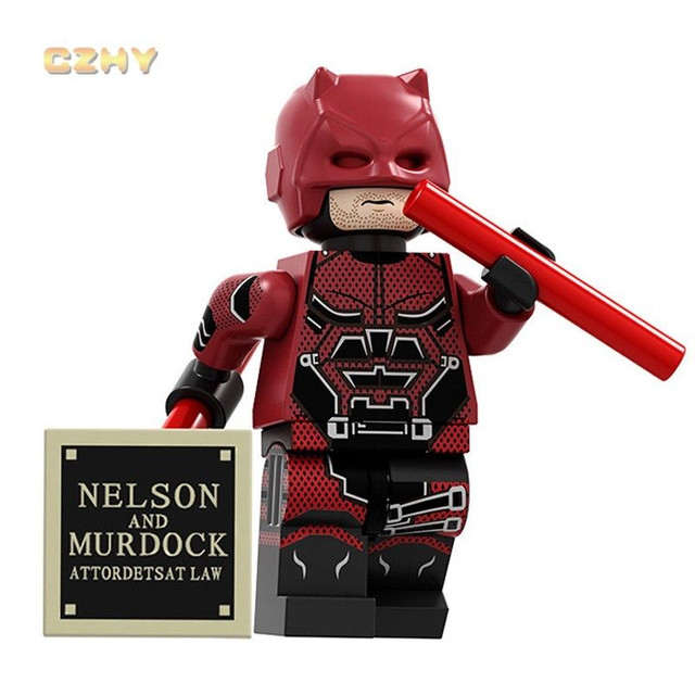 Marvel Lego Miniaturas Super Heroes - Foto 2