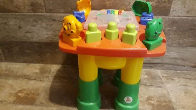 Brinquedo Mesa de Atividades Infantil - Foto 4