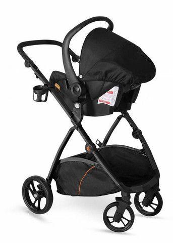 Carrinho 3 EM 1 - Maly Dzieco com bebê conforto e base - Foto 2
