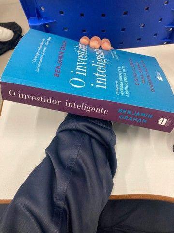 O investidor inteligente -  NOVO -Benjamin Graham - Foto 3