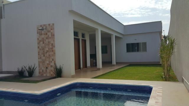 Casa nova 3quartos 3 suítes piscina churrasqueira rua 8 Vicente pires - Foto 18