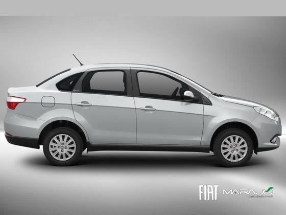 Fiat Siena El 1 4 Mpi Fire Flex 8v 4p 2019