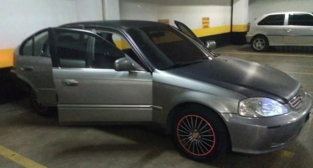 High Quality Honda Civic LX 2000 Automático