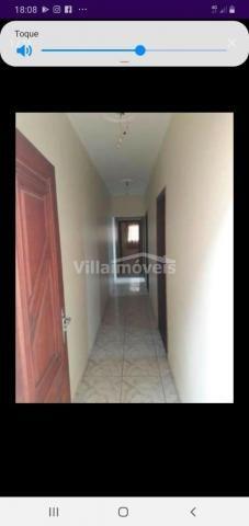 Casa à venda com 3 dormitórios em Jardim terras de santo antônio, Hortolândia cod:CA007042 - Foto 3