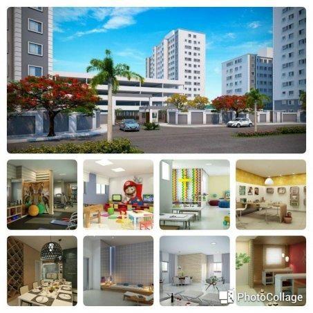 Apartamento 2 dormitorios,Jardim das Industrias