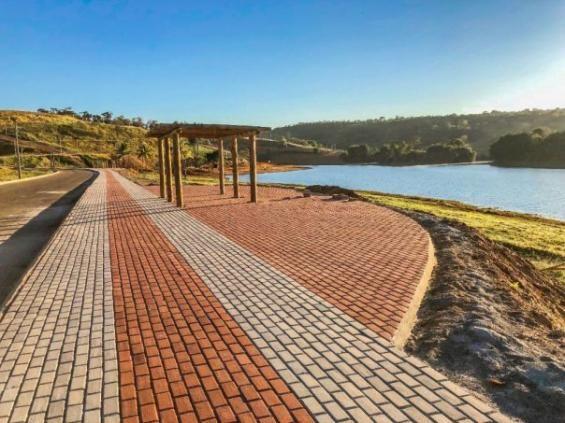 Lago Sul lotes parcelados as margens do Lago Corumbá em Caldas novas - Foto 17