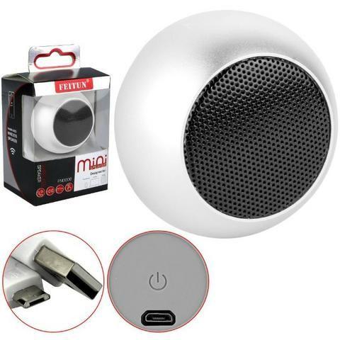 Mini Caixinha de Som ( Bluetooth ) Boa Qualidade - Foto 3