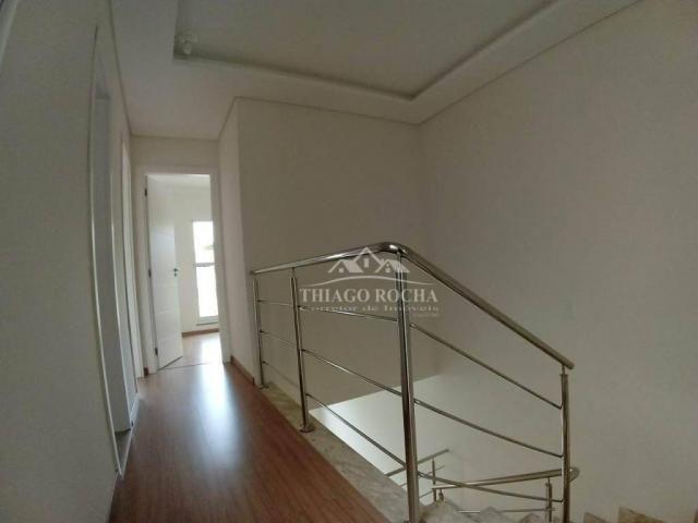 Sobrado com 3 dormitórios à venda, 134 m² por r$ 520.000,00 - cruzeiro - são josé dos pinh - Foto 5