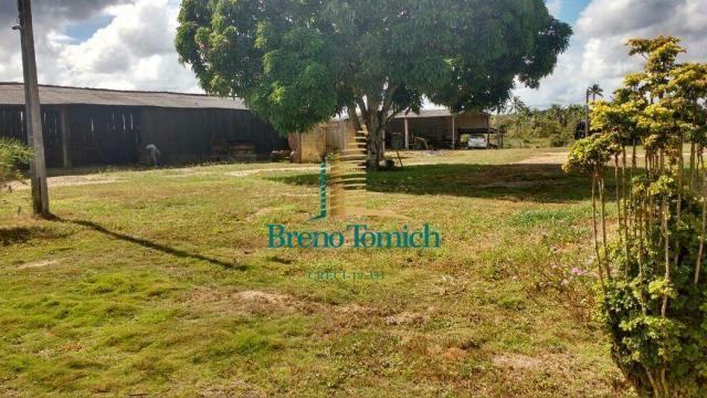 Fazenda à venda, 890000 m² por r$ 1.300.000 - teixeira do progresso - mascote/ba - Foto 16