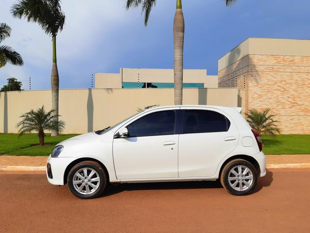 Vendo Etios/Toyota