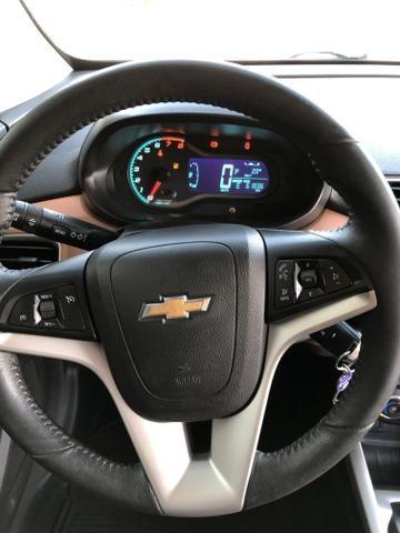 Chevrolet onix 1.4 active automático 2017/2018 - Foto 7