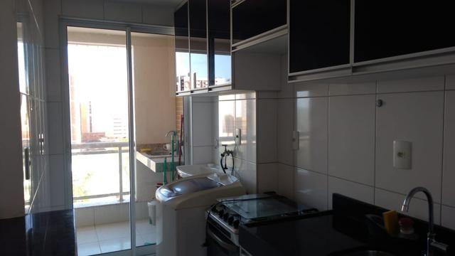Apartamento Mobiliado na Ponta d?Areia- Vista Mar - Foto 4