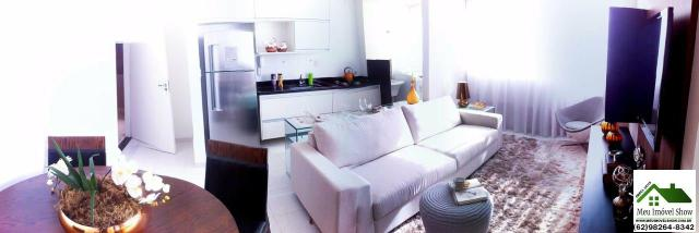 Apart 2 qts 1 suite novo lazer compl ac financiamento - Foto 3
